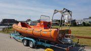 Rettungsboot Jetantrieb Diesel