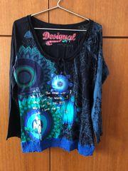 Desigual Shirt Gr XL 42