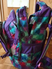 Satch Schulrucksack Hurly Pearly
