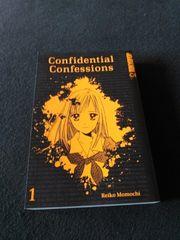 confidential Confessions 1 manga