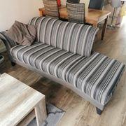 Chalet Recamiere Sofa Sessel und