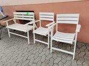 Sitzgarnitur für Garten Balkon Terrasse