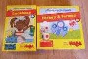 Haba Badehase und Haba Farben