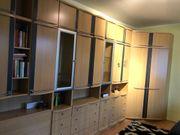 Schrankwand - Eckschrank - Kleiderschrank - Schlafzimmer