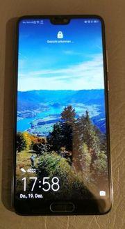 Huawei P20 128 GB blau