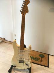 Squier by Fender Strat E-gitarre