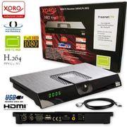 Receiver für DVB - T2
