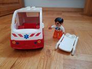 Lego Duplo Krankenwagen Nr 4979