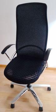 Gebrauchte Bürostühle - gut erhalten sehr
