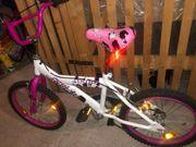 BMX Mädchen Fahrrad 18 Zoll
