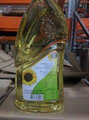 Sonnenblumenöl raffinieren