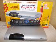 im Bundle DVB-T Kabel- Sat-Receiver