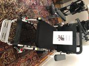 Elektro-Rollstuhl Moving Star 102