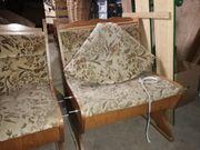 Ecke Esszimmer ohne Stühle