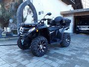 CFMOTO 520L Quad ATV Schneefräse