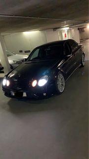 Mercedes-Benz W211 320CDI R6