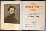 Neues Wilhelm Busch Album aus