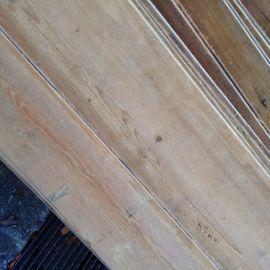 Holz - Urig und Echt Alte Bodendielen