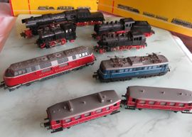 Modelleisenbahnanlage Trix Express komplett mit: Kleinanzeigen aus Neustadt - Rubrik Modelleisenbahnen