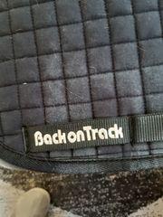 Back on Track Schabracke