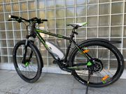 E-BIKE BULLS GREEN MOOVER MOUNTAIN