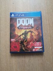 Doom Eternal PS4 mit kostenlosem