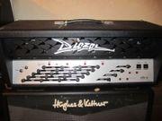 Diezel VH 4 Verstärker Gitarre