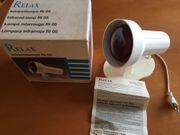 Infrarotlampe Relax RI 05 gebraucht