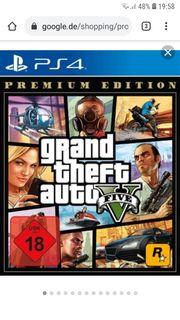 GTA 5 Premium Edition abzugeben