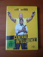 DVD Central Intelligence