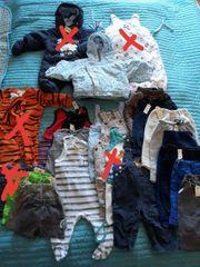 Bekleidungspaket Jungen Größe 62 68