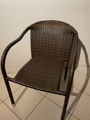 Terrassen Stühle