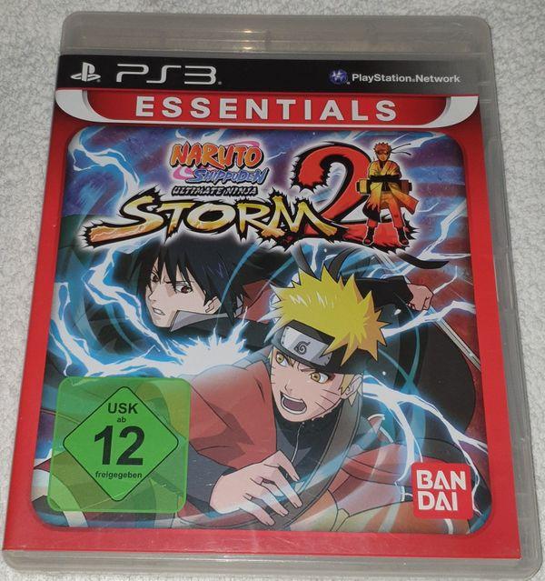 Für PS3 Naruto Shippuden Ultimate Ninja Storm 2