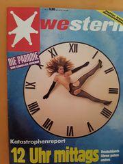 LÜstern Erstausgabe Quick WeStern Erstausgabe