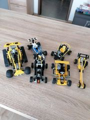 Lego Technik Autos
