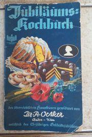 Jubiläums- Kochbuch Den österreichischen Hausfrauen
