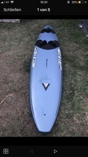 AHD surfboard