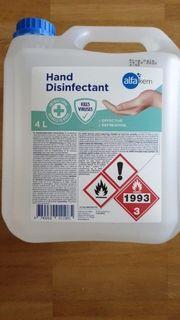 Hand-Desinf 4000ml