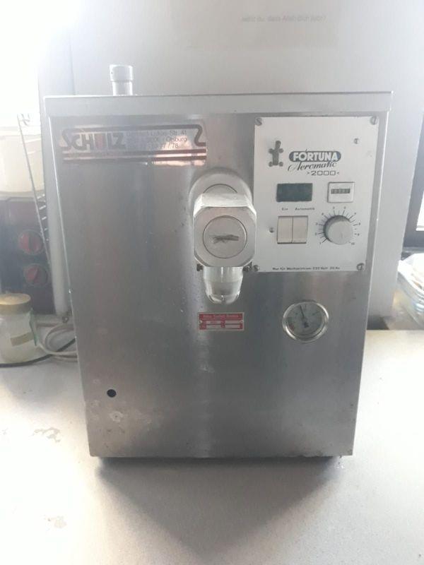 Sahneautomat FORTUNA Aeromatic 2000