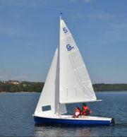 Segelboot G7 Jolle mit Liegepl
