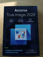 Acronis True Image 2020 one-year
