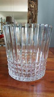 Sektkühler aus Kristallglas