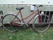 Fahrrad aus den 50er Jahren