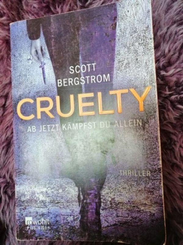 Thriller Cruelty von Scott Bergstrom