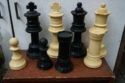 Schachfiguren kompletter Satz Outdoor