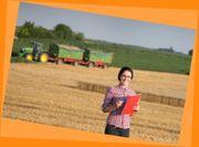 Landwirtin sucht Landwirt