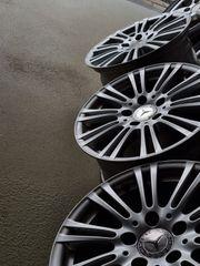 Mercedes-Benz Original 16 Zoll Alufelgen
