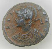 Römische Antik Münze Bronze PSIS