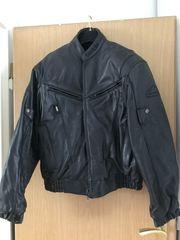 1x getragen Damen Motorrad Jacke