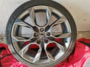Skoda Xtreme Felgen mit Reifen